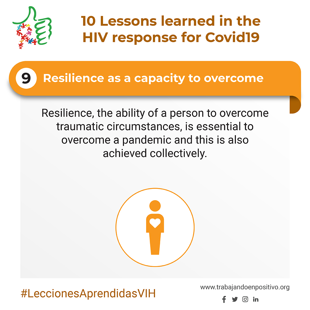 9. Resilience as a capacity to overcome