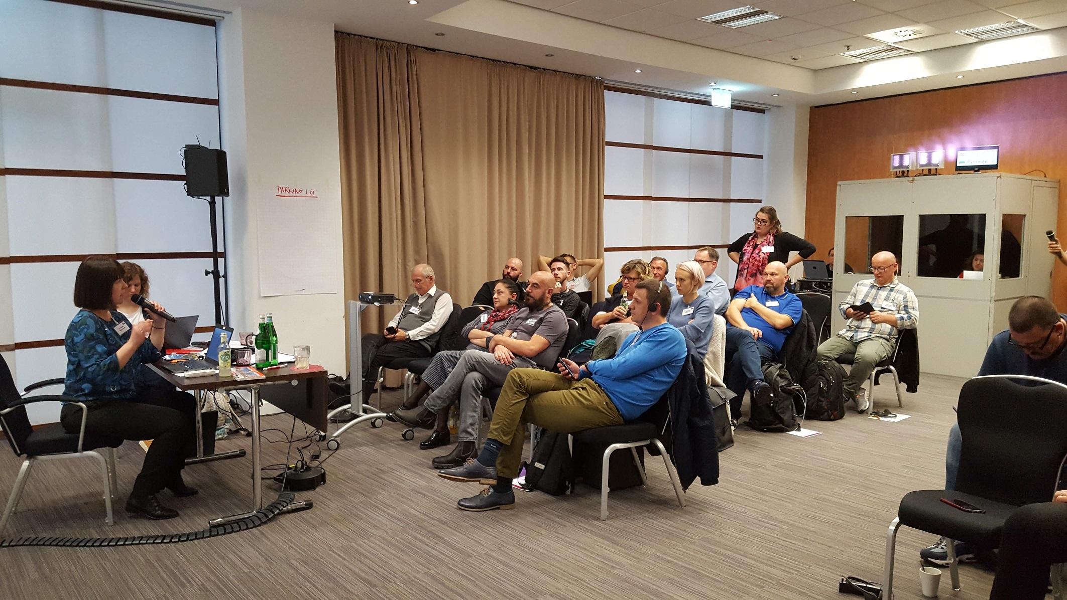 AAE Member and Partner Meeting 2019 - Audience
