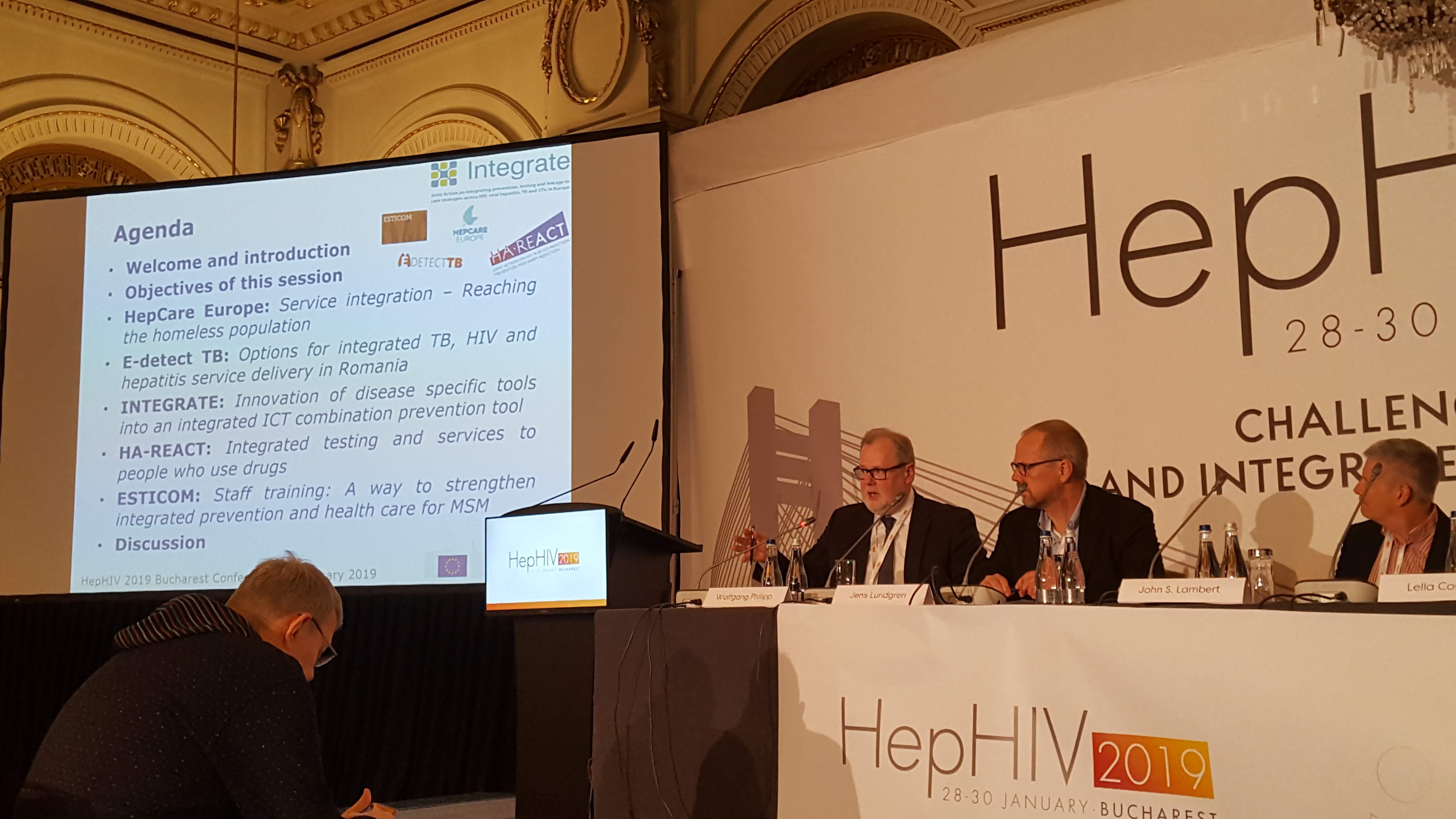 EU Joint Actions towards HIV, viral Hepatitis and TB in Europe, HepHIV 2019