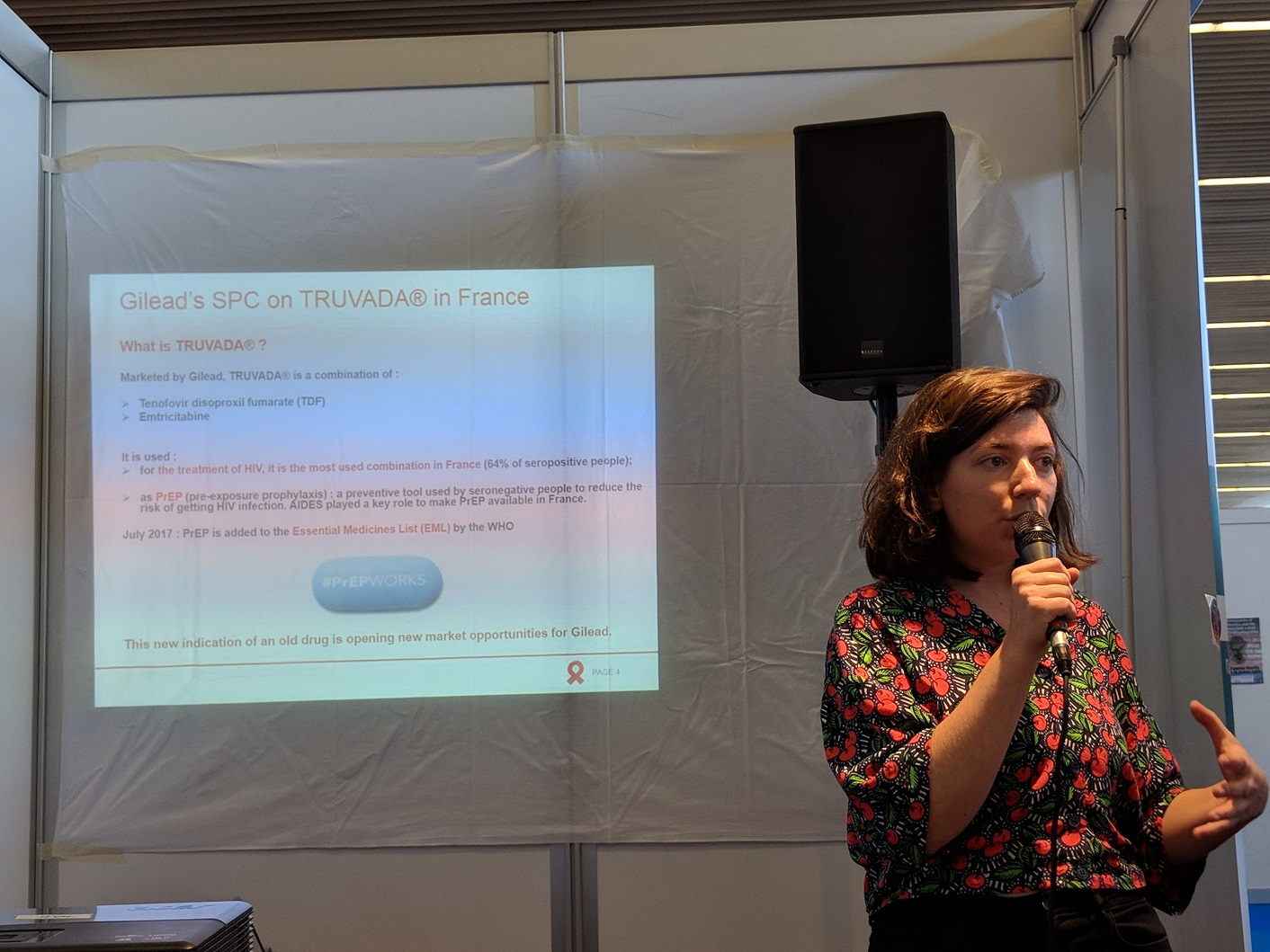 PrEP works - Overcoming EU IP barriers, the example of SPCs and access to generic Truvada_web