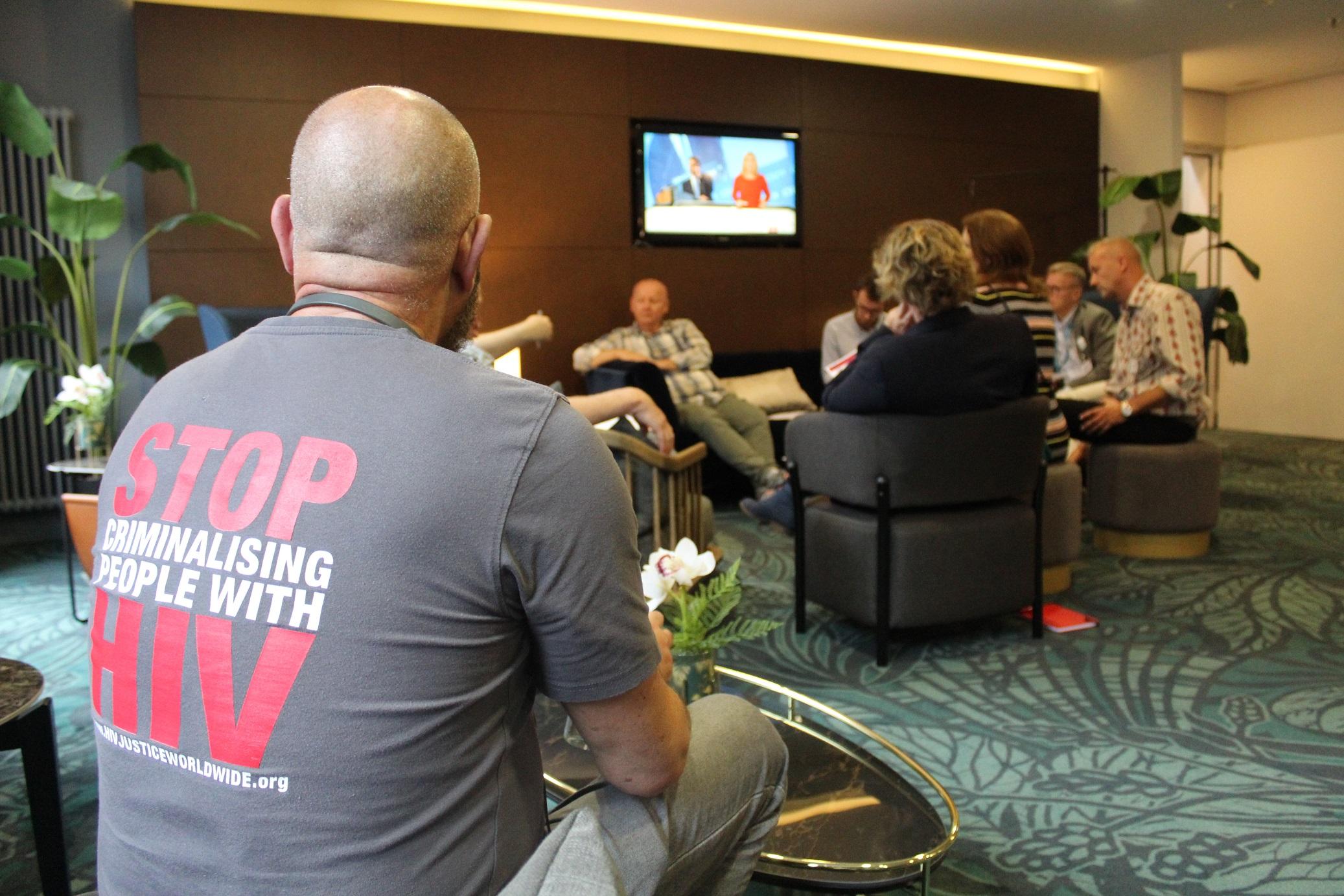 AAE Member and Partner Meeting 2019 - Stop criminalising PLHIV