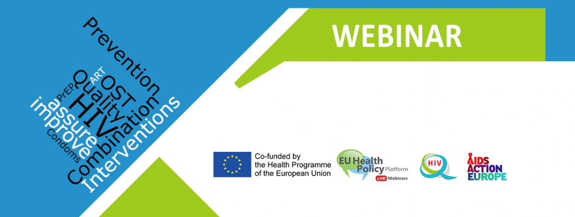 Webinar SRHR Combination Prevention 2019