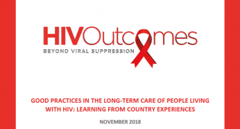 HIV Outcomes: Beyond Viral Suppression, Country Experiences, November 2018