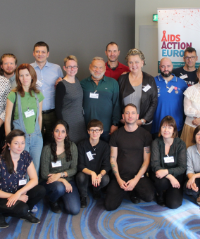AIDS Action Europe's Member and Partner Meeting 2018
