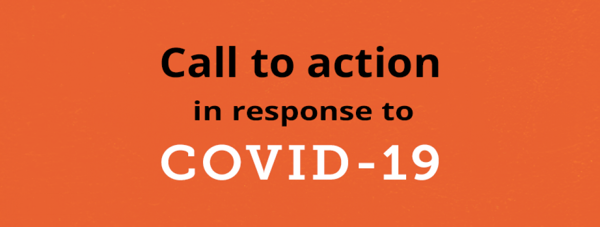 Call to action COVID19