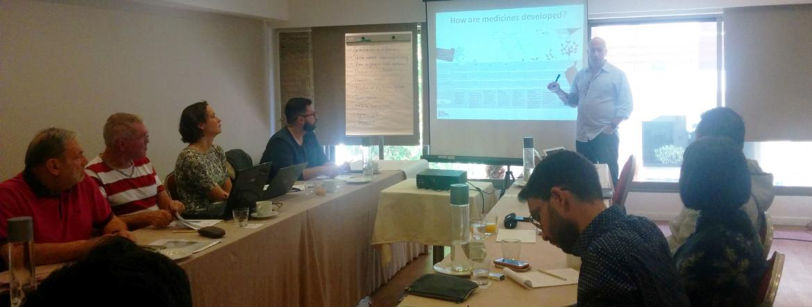 Training on Affordability in Greece