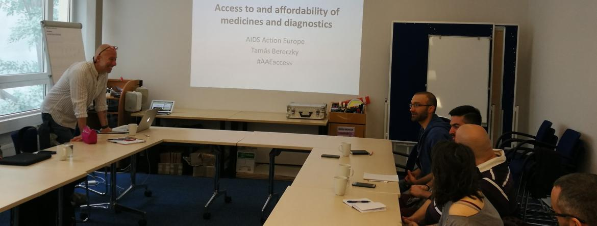 Training on Affordability for South EU countries