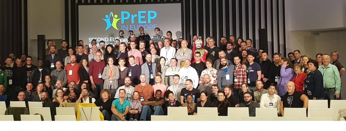 2nd European PrEP in Europe Summit 2019