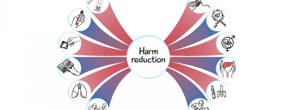 What is Harm Reduction for people who use drugs - HA-REACT Brochure