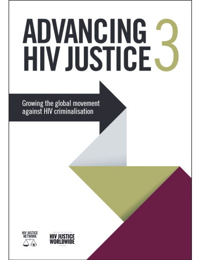 Advancing HIV Justice 2019