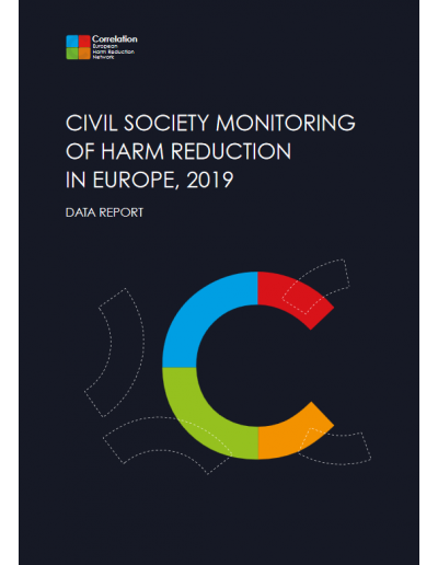 CIVIL SOCIETY MONITORING OF HARM REDUCTION IN EUROPE, 2019