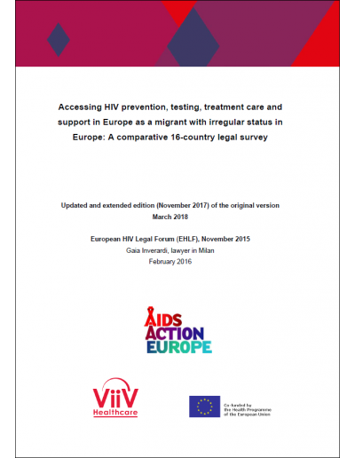 European HIV Legal Forum