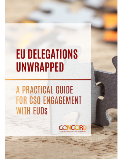 EU Delegations Unwrapped: A Practical Guide for CSO Engagement with EUDs 2019