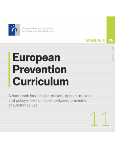 European Prevention Curriculum 2019 EMCDDA