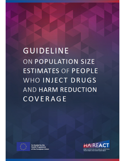 Guideline on population size estimates of people who inject drugs and Harm Reduction coverage_web