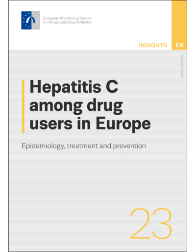 Hepatitis C among drug users in Europe