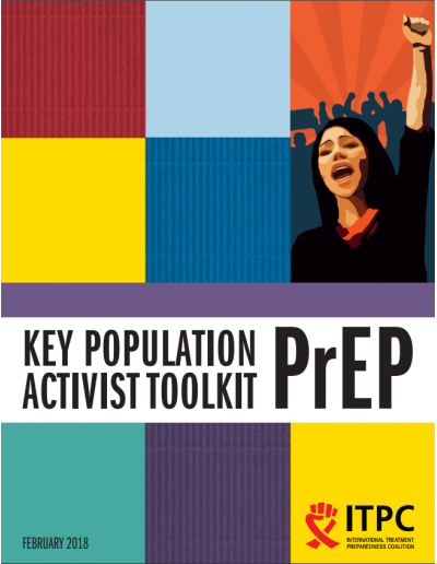 Key Population Activist Toolkit on PrEP, 2018