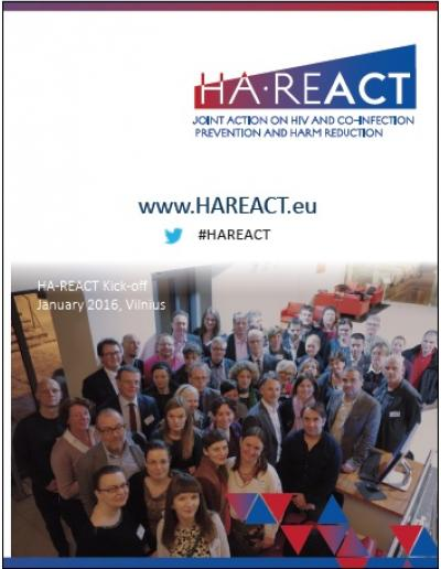 Joint Action on HIV and Co-infection Prevention and Harm Reduction (HA-REACT)