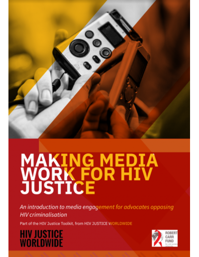 Making Media Work for HIV Justice