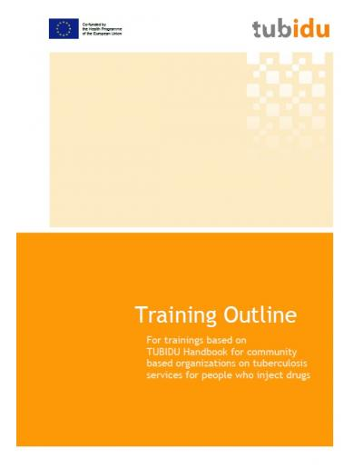 TUBIDU Training Outline