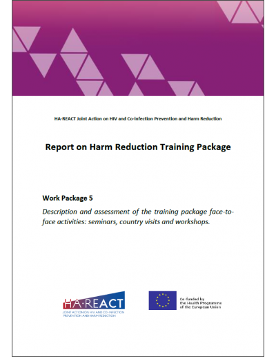 Report on HR training package_WP5