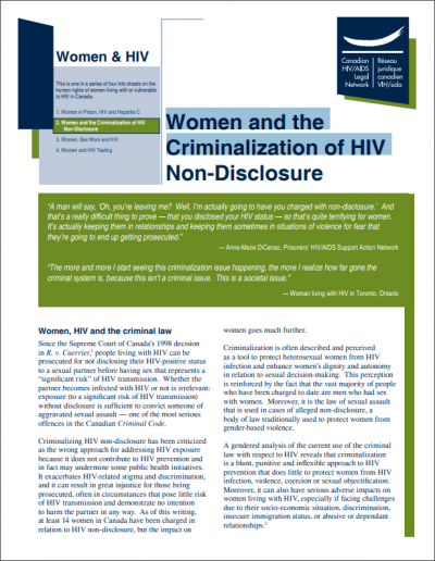 Women and HIV non disclosure criminalisation.png