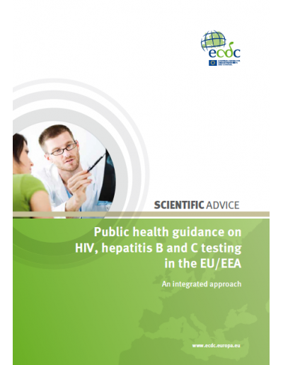 Public health guidance on HIV, hepatitis B and C testing in the EU/EEA_web