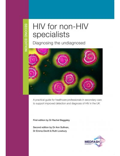 HIV for non-HIV specialists booklet