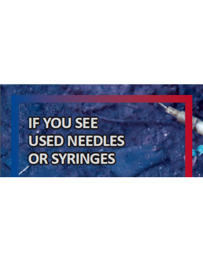 Brochure_Used needles or syringes